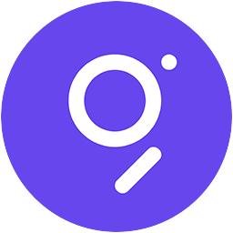 The Graph logo